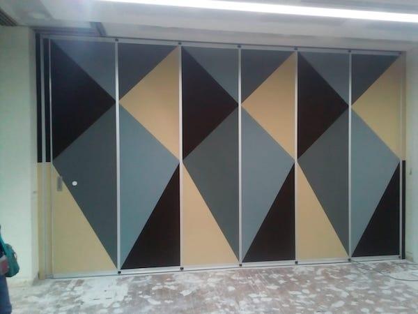 pintu lipat sorepa - Partisi Sekat Ruangan Kantor Buat Nyaman Karyawan